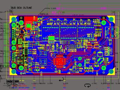CADX Services: Printed Circuit Board Layout, Prototype